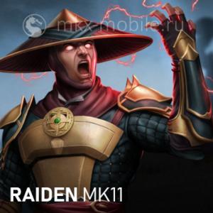 Рейден МК 11